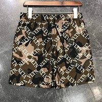 Valentino Summer Trending Men Casual Camouflage Sport Shorts