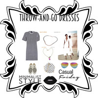 Throw And Go Dress