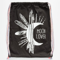 Moon Child Cinch Bag Black One Size For Women 26389610001