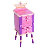Levels of Discovery Princess Jewelry Cabinet - LOD20043