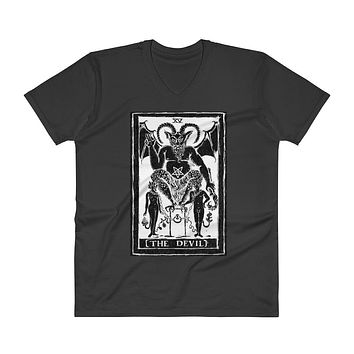 The Devil V-Neck T-Shirt