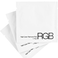 RGB Cosmetics - Nail Color Remover - 20 Pads