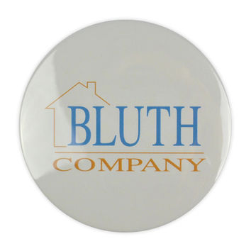 Large Bluth Company Badge
