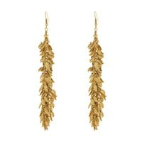SAMPLE: FARRAH Fringe Earrings