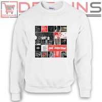 Sweatshirt One Direction Tour Story Sweater Womens and Sweater Mens