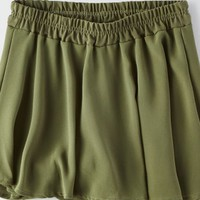 AEO Women's Don't Ask Why Skort