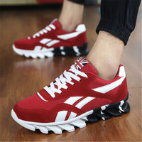 Popular Mens Sneakers for men trainers sneakers shoes sport Running shoes breathable sneakers sports shoes 39-44