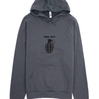 Frag Out! Pull Over Hoodie