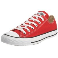 Converse Converse Chuck Taylor All Star Shoes (M9696) Low Top In Red, Size: 6.5 D(M) Us