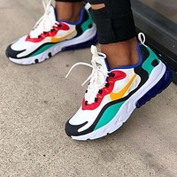 NIKE AIR MAX 270 REACT Gym shoes-23