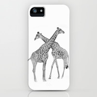 Crossed lives iPhone & iPod Case by Armine Nersisian