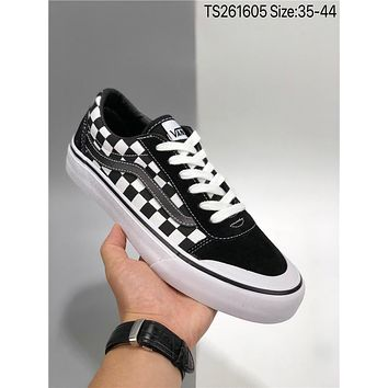 Vans Old Skool cheap fashion Mens and womens sports shoes