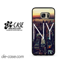 New York DEAL-7657 Samsung Phonecase Cover For Samsung Galaxy S7 / S7 Edge