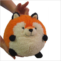 Mini Squishable Fox