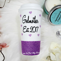 Godmother Travel Mug (Est)