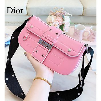 Dior Fashion Women Shopping Bag Leather Handbag Satchel Crossbody Shoulder Bag