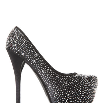 Blinged Out Pumps