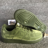 NIKE Air Army Green Low Tops  Trending Fashion Casual Sports Shoes Red  G-CSXY