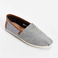 TOMS Men's Classic Chambray Slip-On Sneaker