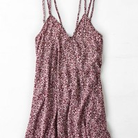 AEO Women's Don't Ask Why Slip Dress