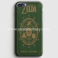 Zelda Cover Hyrule Histeria iPhone 7 Plus Case | casefantasy