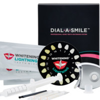 Dial a Smile Professional Home Teeth Whitening Kit