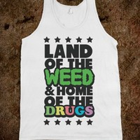 Land of the Weed