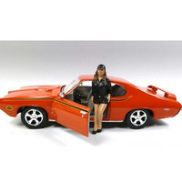 Car Model Sue Figure For 1:24 Scale Diecast Car Models by American Diorama