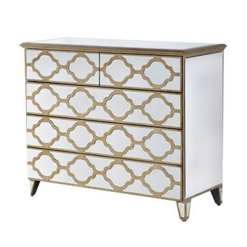 Audrey Venetian Chest of Drawers