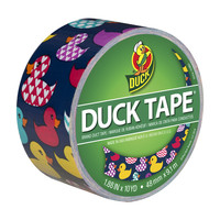 Printed Duck Tape® - Rubber Duckies | Duck® Brand