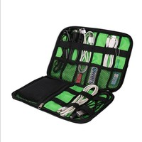 Organizer System Storage Bag Digital Gadget Devices USB