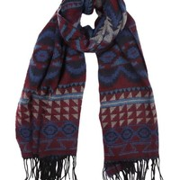 luxe blanket scarf