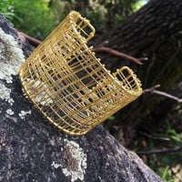 Hay-Wired Cuff