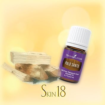 Palo Santo Essential Oil Single