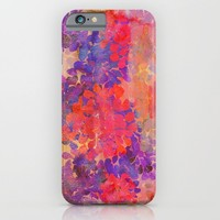 floral composition iPhone & iPod Case by Marianna Tankelevich