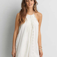 AEO LACE INSET DRESS