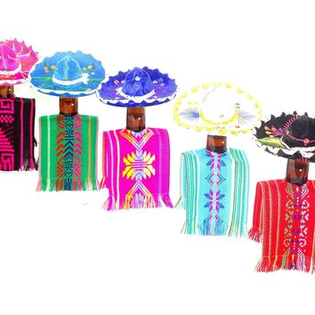 Mexican fiesta decoration - Bottle Covers 5x12 Inches BCC90