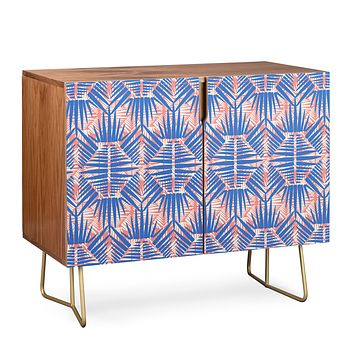 Zoe Wodarz Hot Tropic Blues Credenza