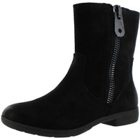 BCBG BCBGeneration Rossy Leather Ankle Boots Booties