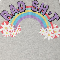 Urban Outfitters - Blackstone Rad Sh*t Muscle Tee