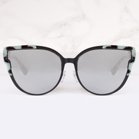 Cat Eye Lens Cosmos Sunnies