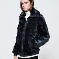 Ganni / Liberty St. Fur Jacket