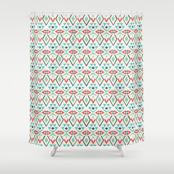 Tribal Marrakech Shower Curtain for your home decor