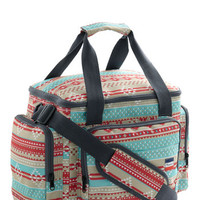 ModCloth Travel Snappy Trails Soft Cooler