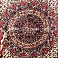 Mandala Tapestries, Bohemian Tapestries, Wall Hanging, Twin Mandala Tapestries, Dorm Tapestries, Beach Sheet, Hippy Hippie Tapestries, Decor