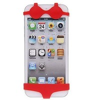 Cute Underwear Suit Style Silicone Adornment for iPhone 4/4S/5