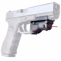 Tactical Hunting Red Dot Glock Laser Sight 5mw Laser for Pistol Handgun Rifle Glock Gun Glock 19 23 22 17 21 37 31 20 34 35 37