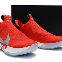Nike Adapt BB Red black Fashion Casual Sneaker Basketball shoes Size 40-47