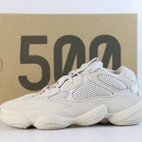 BC SPBEST Adidas By Kanye West Yeezy Desert Rat 500 Blush DB2908 (NO Codes)