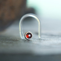 2mm Red Nose Stud